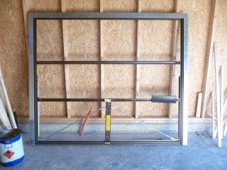 Comment fabriquer une porte de garage basculante - Fabriquer une porte coulissante ...