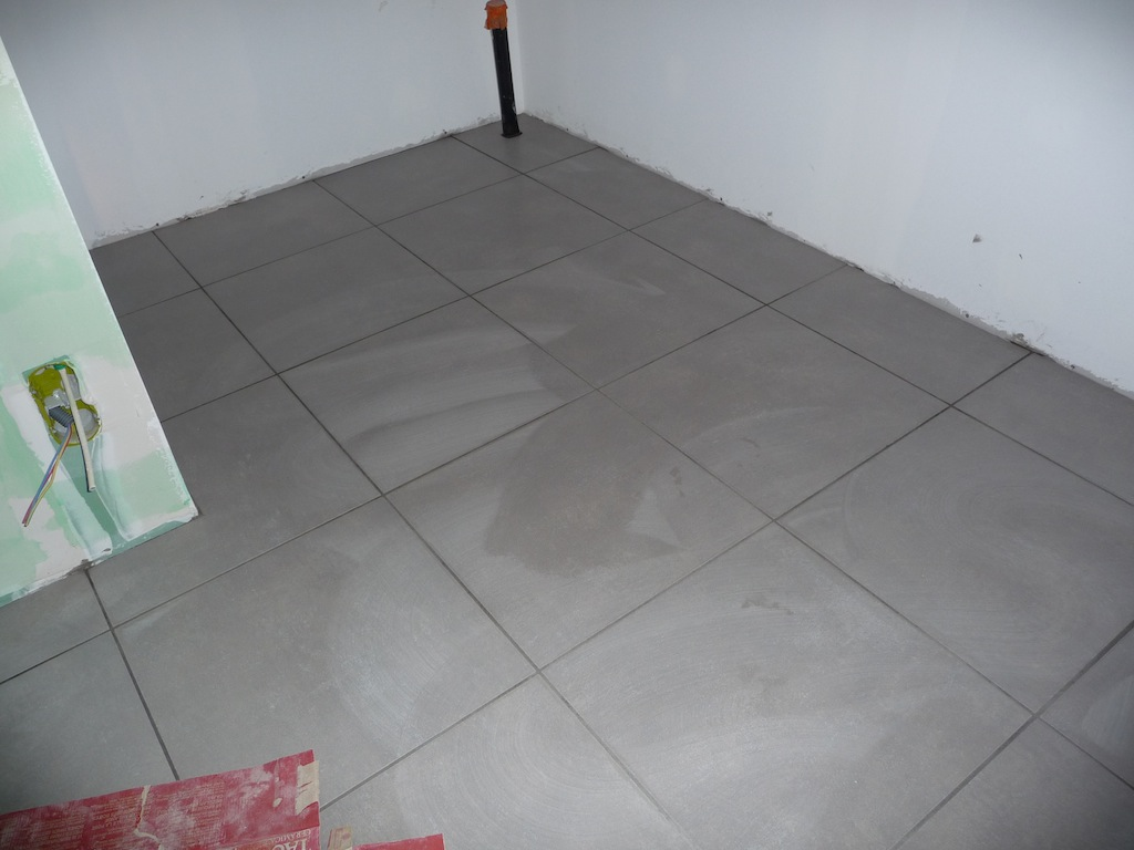 peinture carrelage salle de bain sol - Peindre Son Carrelage De Salle De Bain