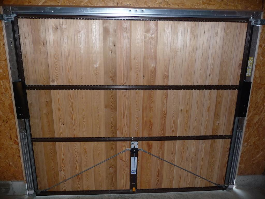 Portail de garage basculant occasion for Portail garage enroulable pas cher