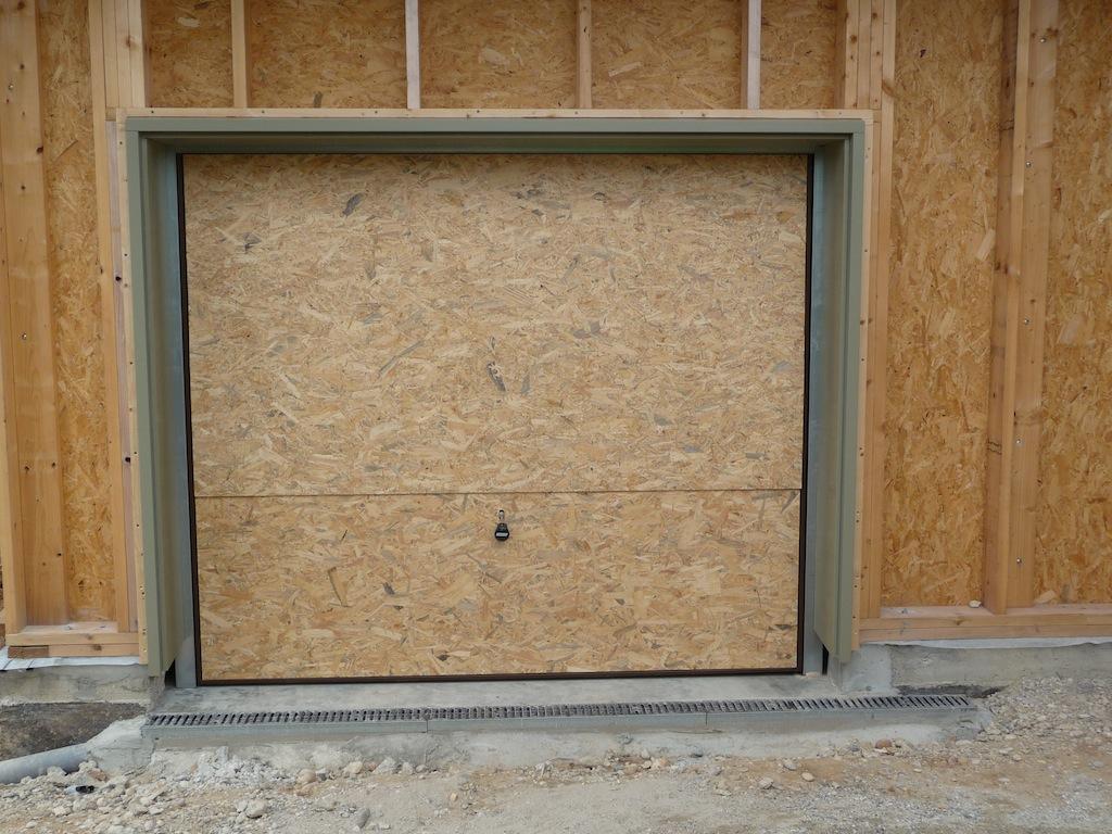 Place de ma MOB  Construire une MOB, toute une aventure… Venez la  ~ Isoler Porte Garage Bois