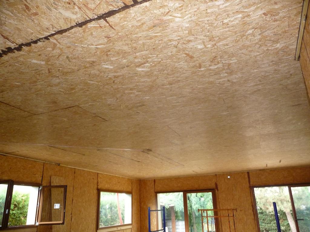 Plafond pare vapeur place de ma mob for Dalles plafond isolantes