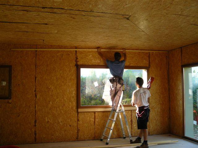 Plafond pare vapeur place de ma mob for Pare vapeur mur interieur
